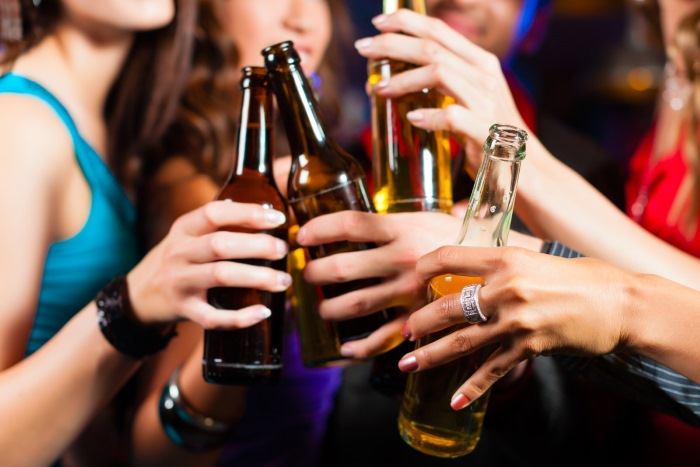 Surviving Student Socialising as a Teetotaller