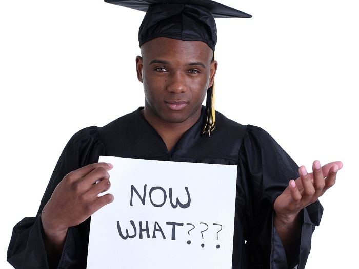 You've Graduated: What Next?