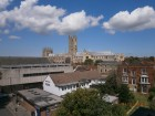 1 Bed - Huge Corner Flat, Cathedral Views, 2 Balcony