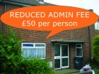 4 Bed - Just �50pp Admin Fee! 4 Bed, Close To Ukc