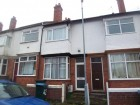 4 Bedroom Terraced House, In Earlsdon