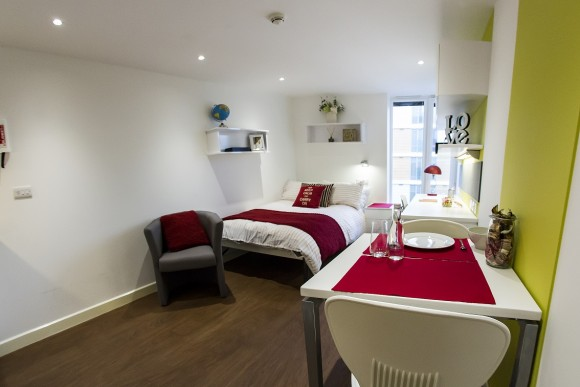 Gradpad Griffon Studios London Postgraduate Only Accommodation Pads For Students