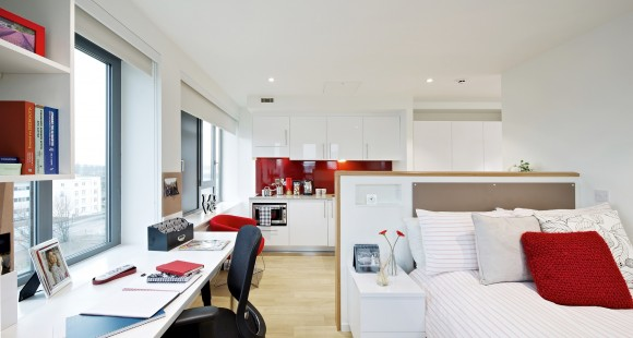 Gradpad Wood Lane Studios London Postgraduate Only