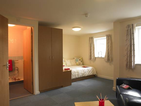 Student Accommodation Iq Preston Pads For Students