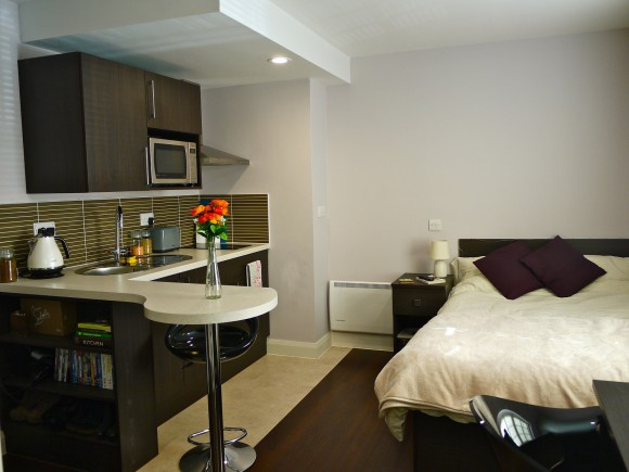 Bedroom Apartment Nottingham