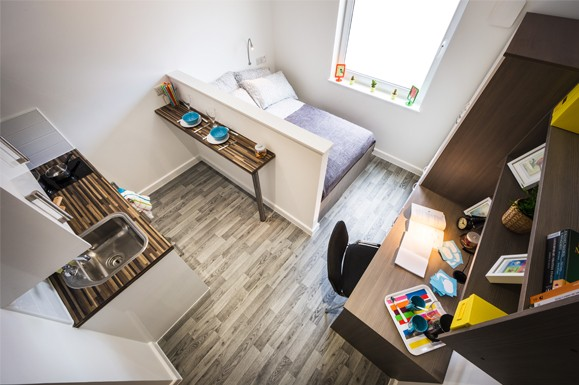Hatbox Brand New Luxury Student Accommodation In Luton
