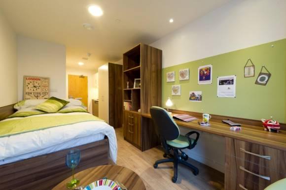 Student Accommodation London Iq Shoreditch Pads For