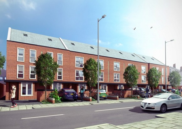 ASHFIELD MEWS - Great student houses in popular student area