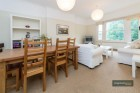 SUPERB SPACIOUS TWO BEDROOM FLAT IN QUEENS PARK (835 SQ FT / 77 SQ M)