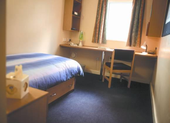 Bedroom Fridge
