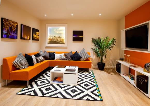 Student Accommodation - London Cluster Room2