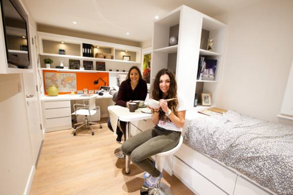 Windsor Twin London Student Accommodation Pads For