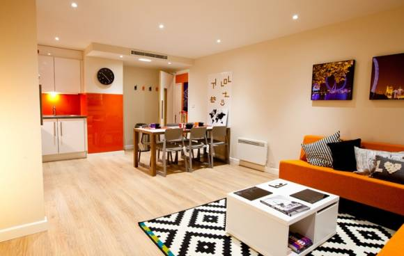 Student Accommodation - London Cluster Room