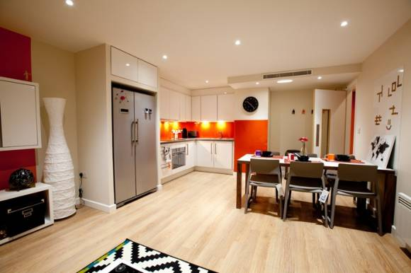 Student Accommodation - London Cluster Room3