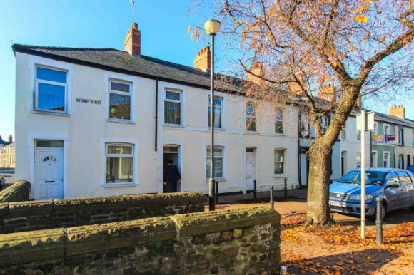 4 Bed Rhymney Street Cathays Cardiff Cf24 Pads For Students