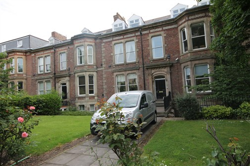 2 bed flat 4 10 osborne terrace jesmond pads for for 2 osborne terrace