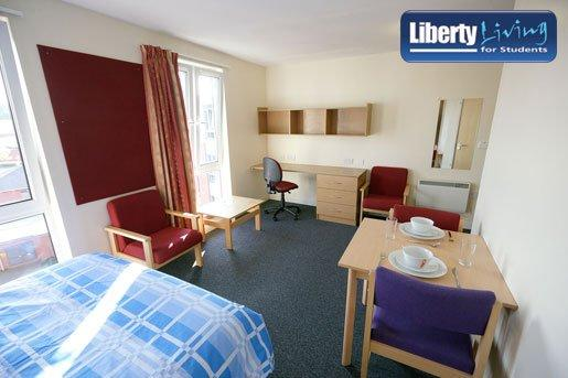 Student Accommodation Coventry Liberty Park Pads For