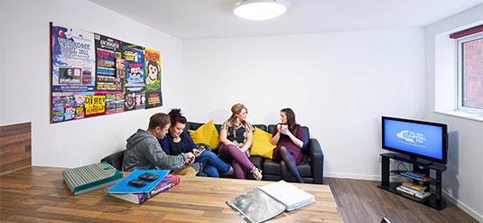 Student Accommodation Liverpool Liberty Atlantic Point
