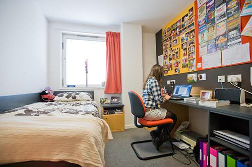 Student Room University Of Northampton
