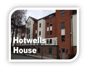 Bristol Student Accommodation - Hotwells House Student Hall