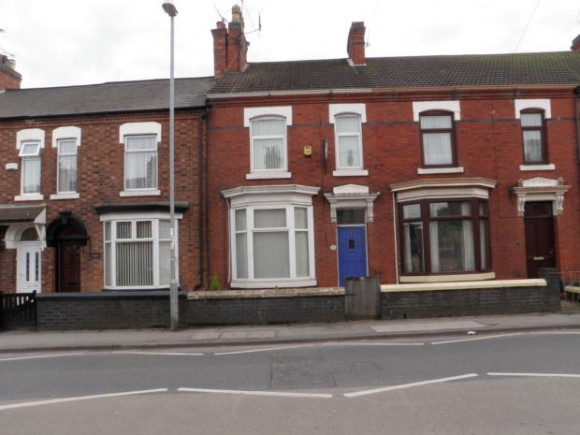 5 Bed Student House 212 Hungerford Road Crewe Cw1