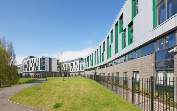 Nottingham 2 - Student Accommodation