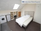 1 Bed - Claremont View, Woodhouse, Leeds