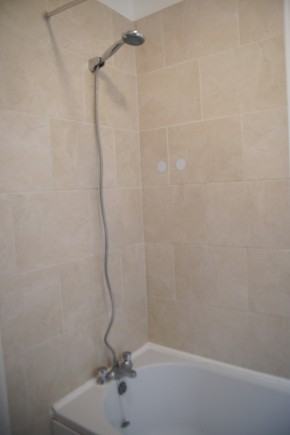Shower Over Bath Tub