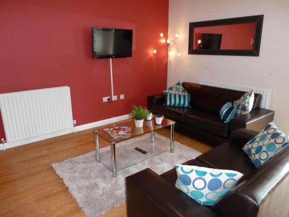 4 Bed Kilmorie North Block Exeter Pads For Students