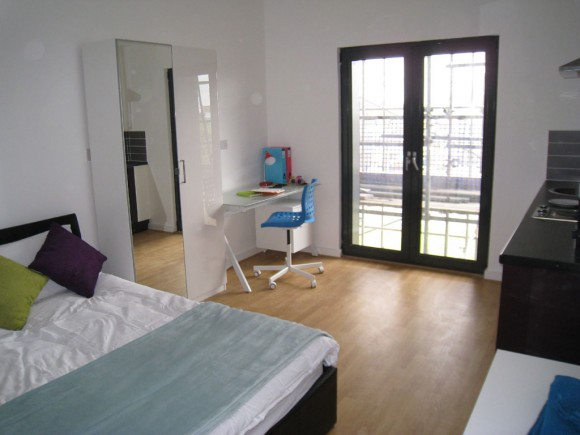 Luxury Studio Apartments, City Centre Liverpool - Pads for ...
